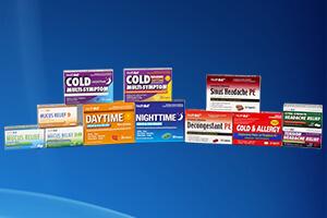 HealthA2Z Cough & Cold Medication