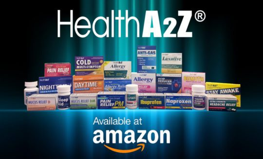 Health A2Z on Amazon