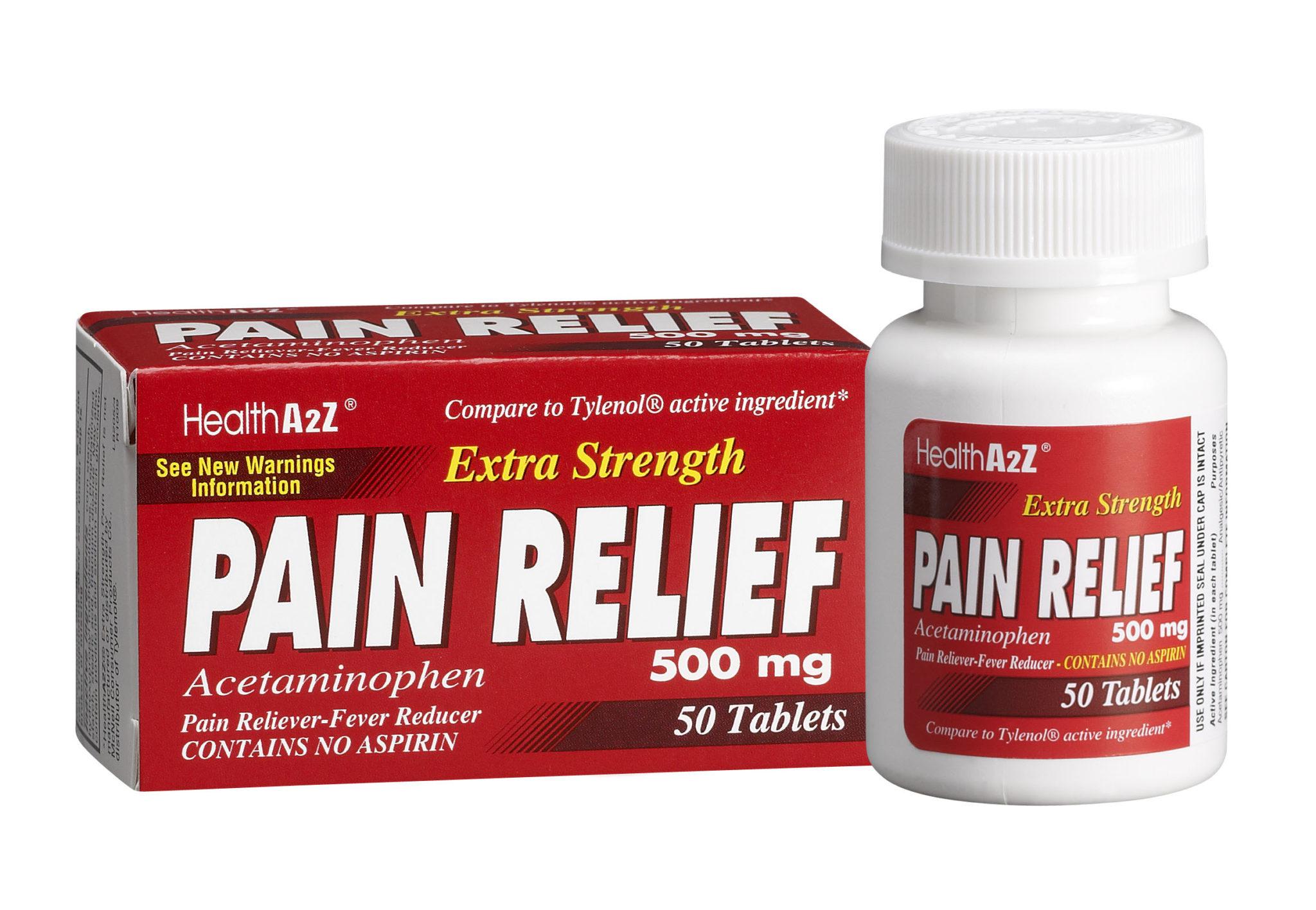 tylenol tablets
