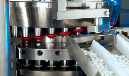 Medication Contract Manufacturing