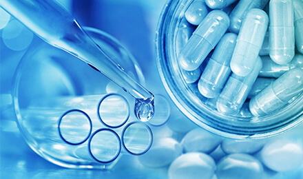 utritional supplement development and production