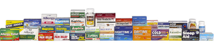 HealthA2Z® Over The Counter Pharmaceuticals
