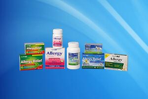 HealthA2Z Allergy Medication