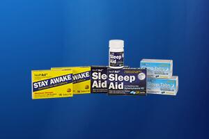 Health A2Z Sleep Aids & Alertness Aids