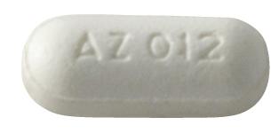 Acetaminophen Caplet 500 mg (coated)