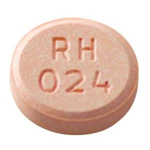 Calcium Carbonate 500 mg Chewable Tablet (Orange Flavor)