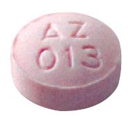 Aspirin 81 mg Chewable Tablet (Cherry Flavor)
