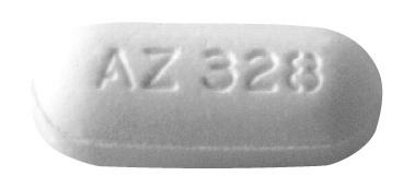 Acetaminophen Caplets 500 mg
