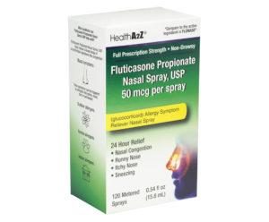 Fluticasone Propionate Nasal Spray, USP