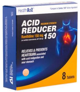 Acid Reducer / Ranitidine 150 mg